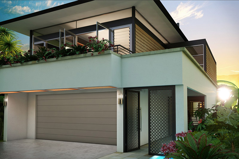 Fixed price architectural homes sydney