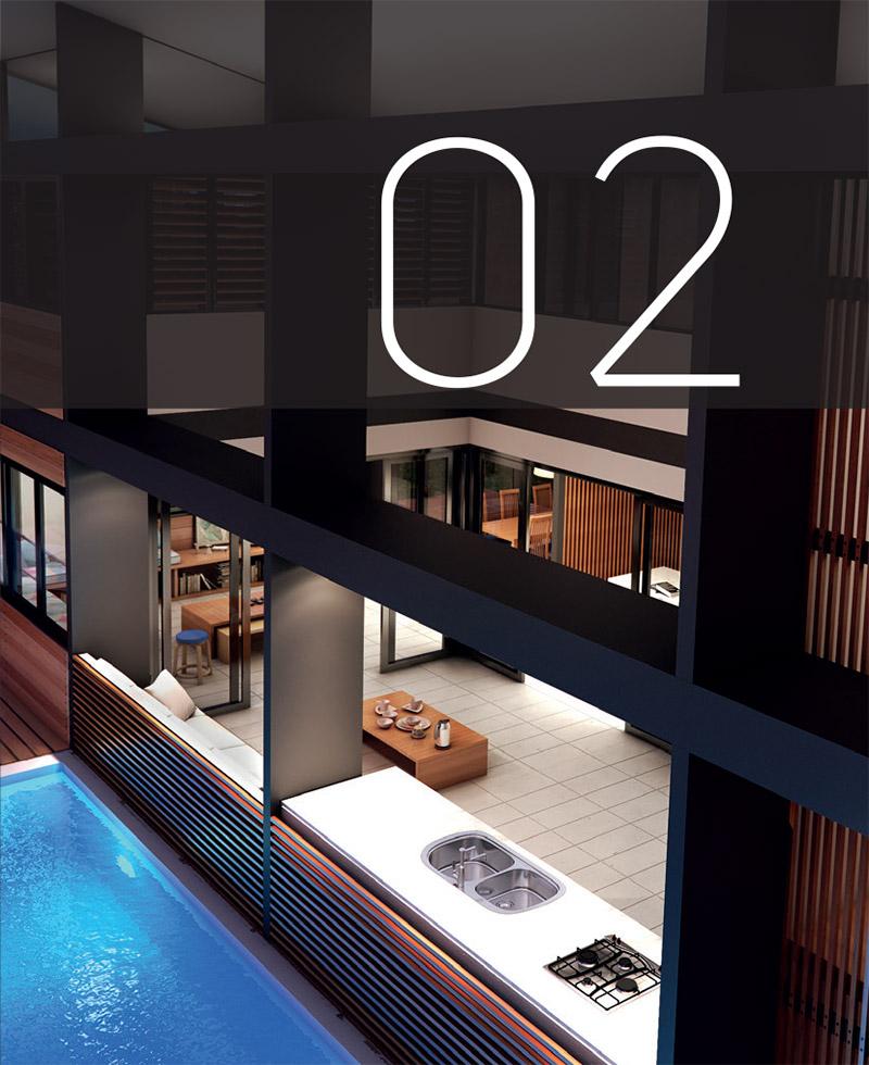 Home architecture & construction process - Design & Development