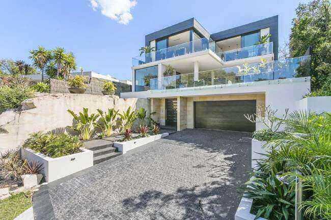 mansion builders sydney